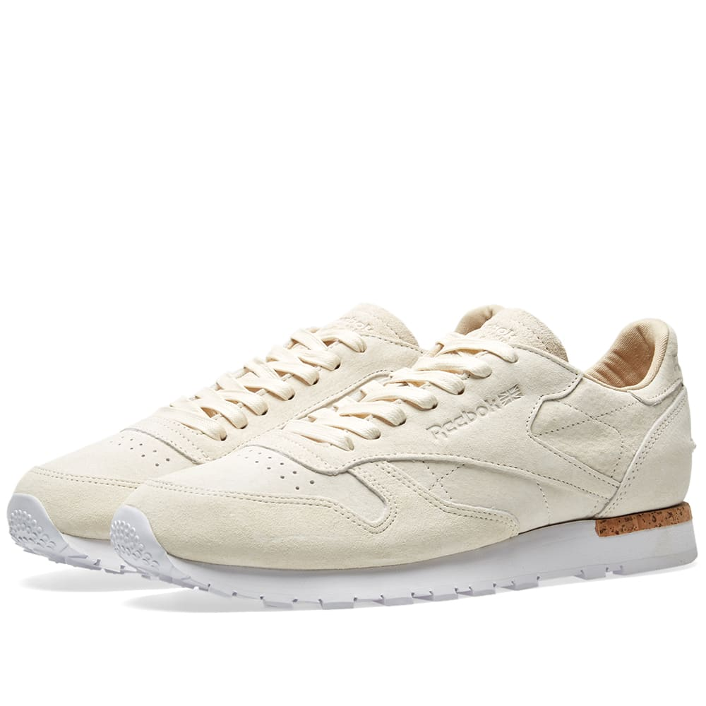 quite nice Sales promotion huge discount Reebok Classic Leather LST