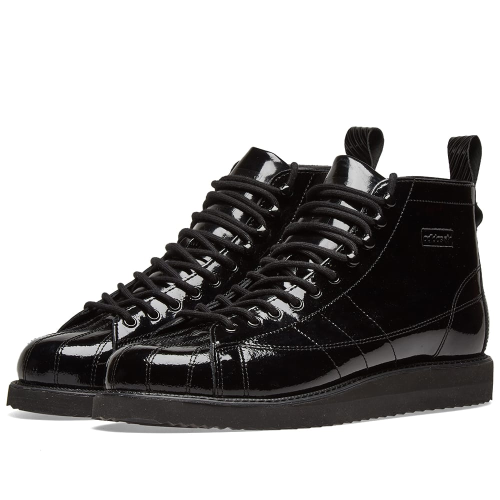 adidas Superstar Boot W Core Black