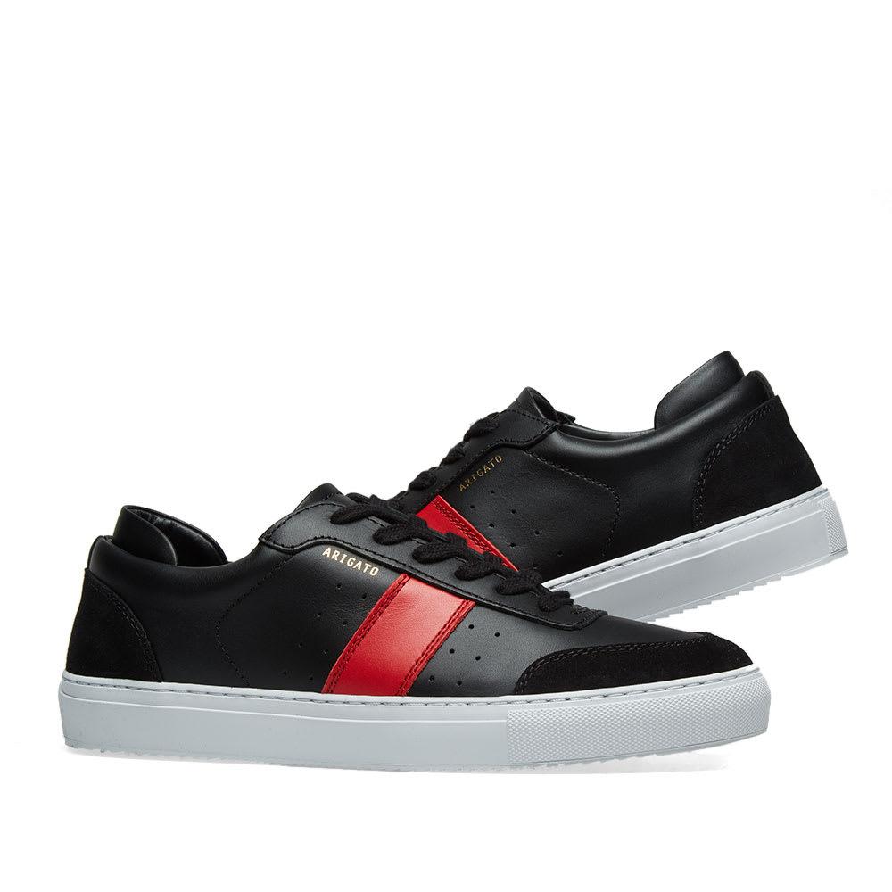 Axel Arigato Dunk Sneaker Black \u0026 Red