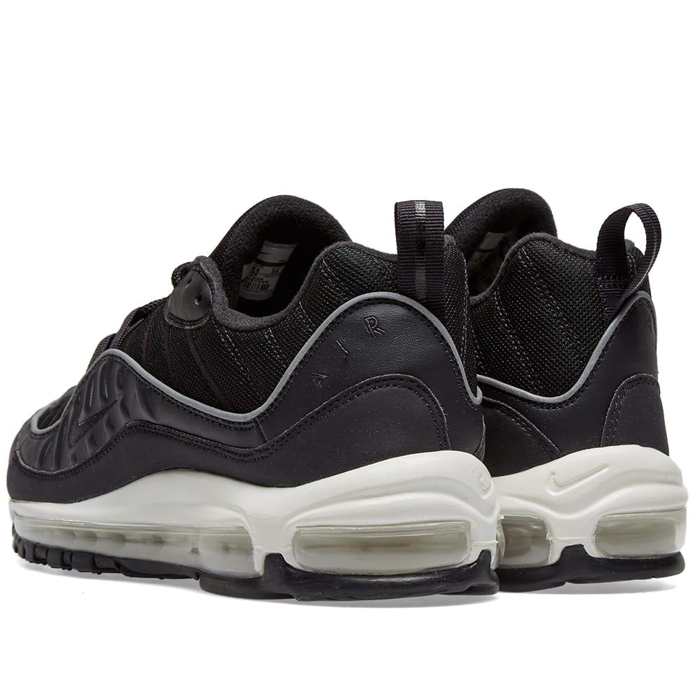 best loved 506a2 3a8b9 Nike Air Max 98 Oil Grey, Black   White   END.