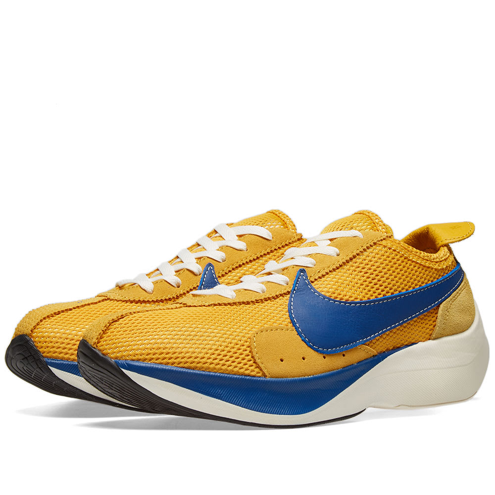 f65ae1ee5831 Nike Moon Racer QS Yellow Ochre   Gym Blue