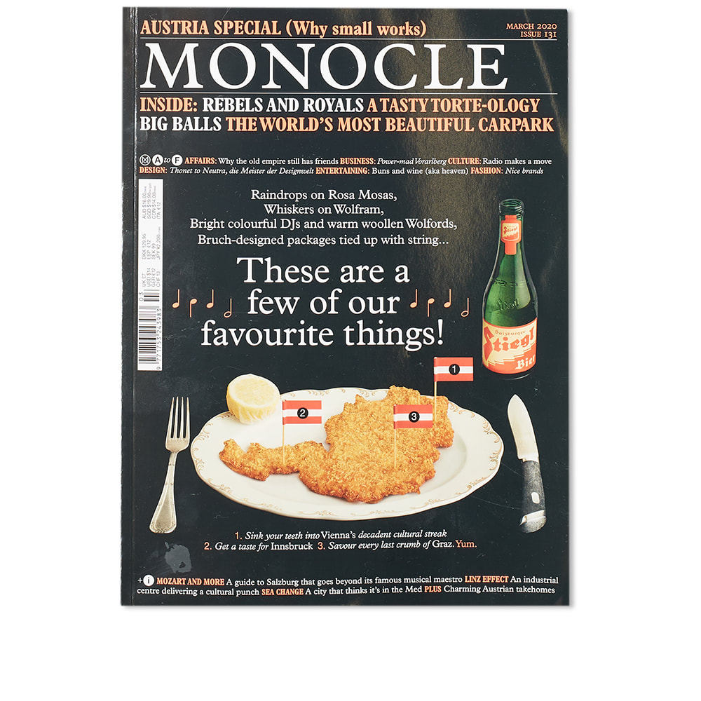 Monocle: Austria Special. Issue 131, February 20