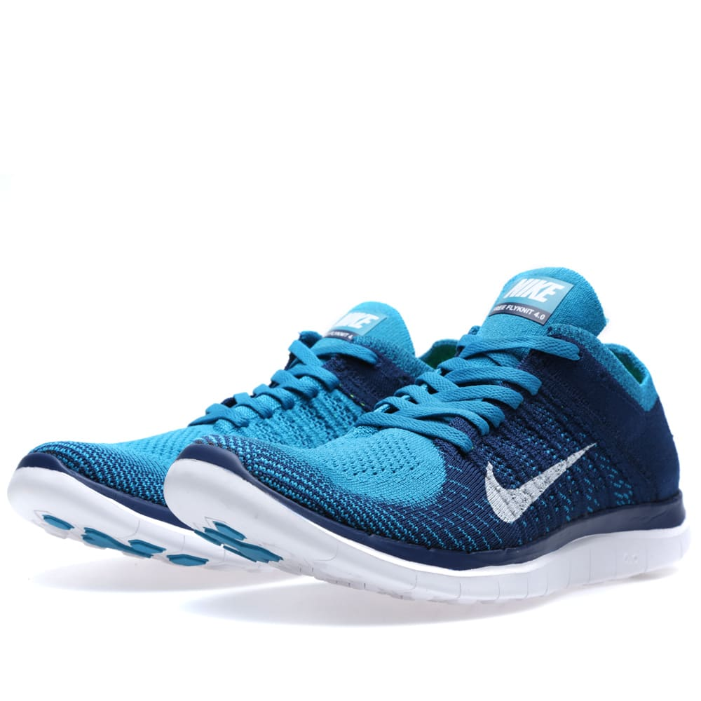 nike free flyknit 4 0 neo turquoise. Black Bedroom Furniture Sets. Home Design Ideas