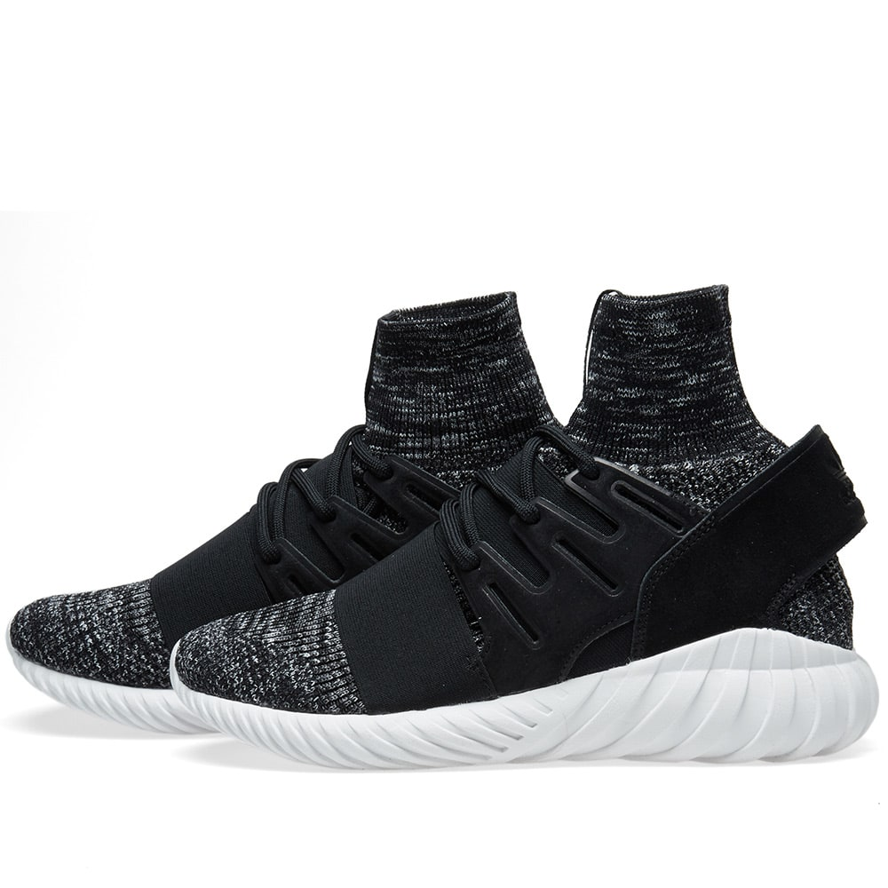 size 40 d91f5 a3abe Adidas Tubular Doom PK Core Black   Clear Granite   END.