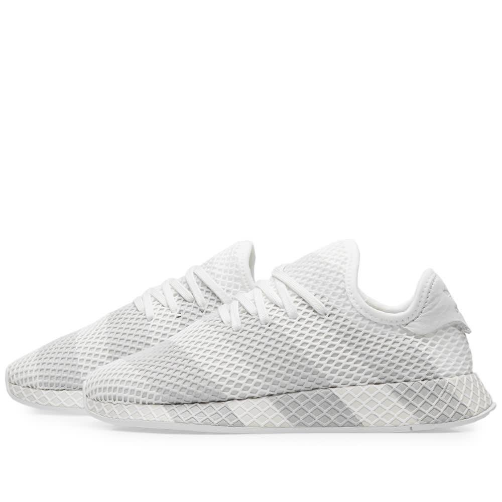 eee51a57a22ea Adidas Deerupt Footwear White