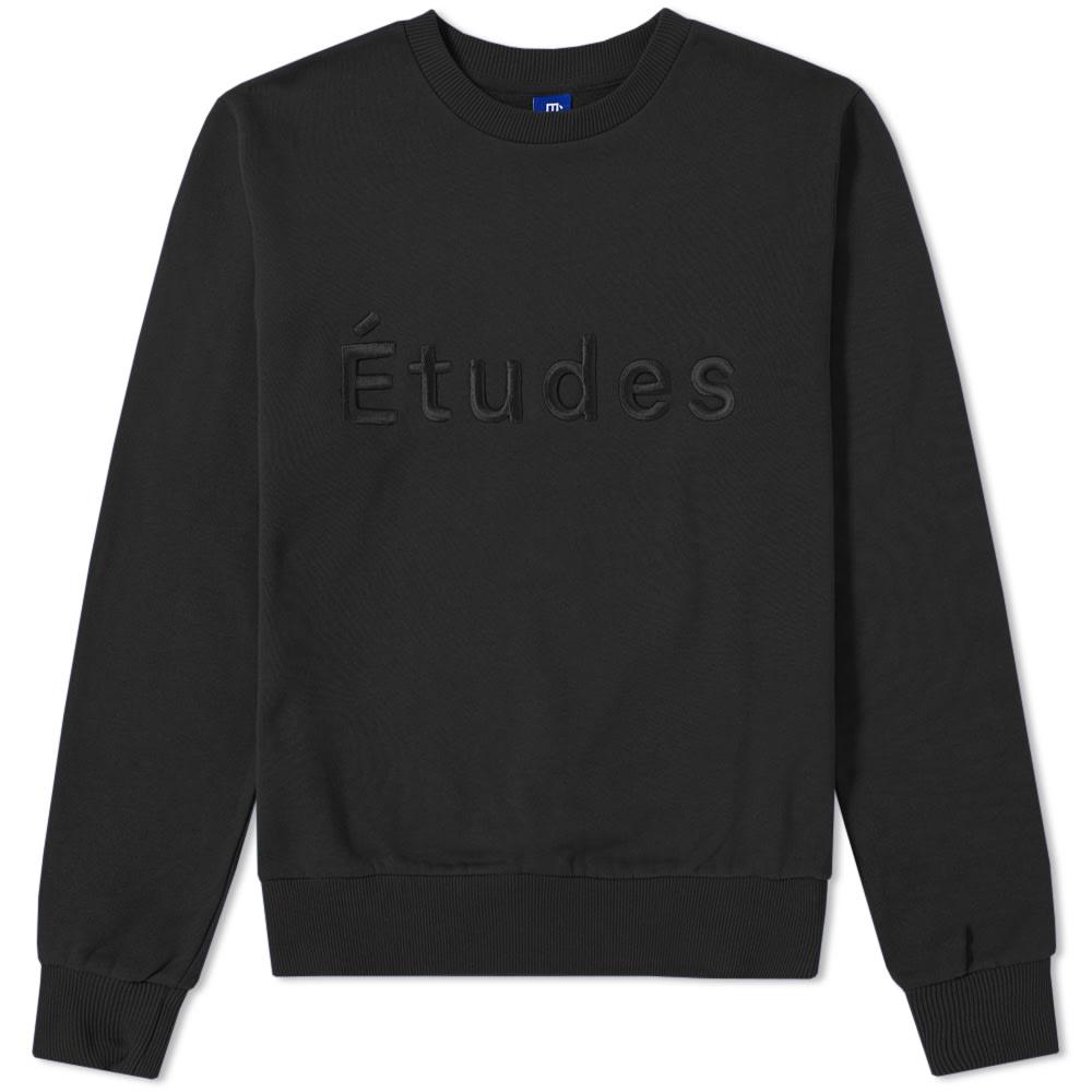 ETUDES STUDIO ÉTUDES ETOILE LOGO CREW SWEAT