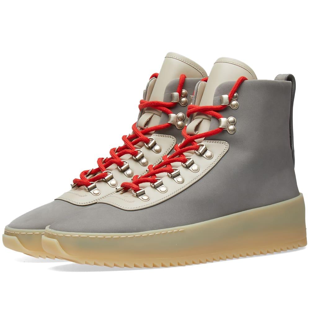 Fear Of God Hiking Sneaker Grey | END.