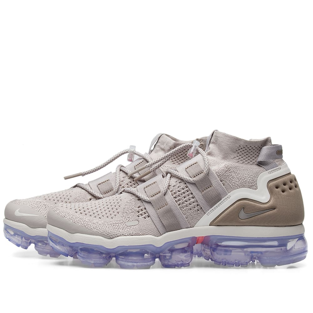 0850f22e29bd4 Nike Air VaporMax Flyknit Utility Moon Particle