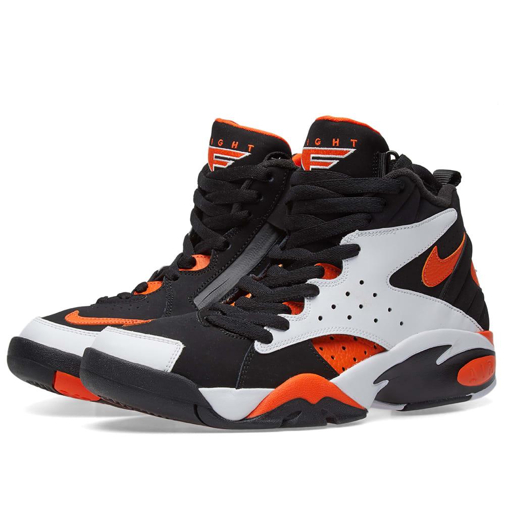 discount 8fe66 d9745 Nike Air Maestro II Ltd White, Rush Orange   Black   END.