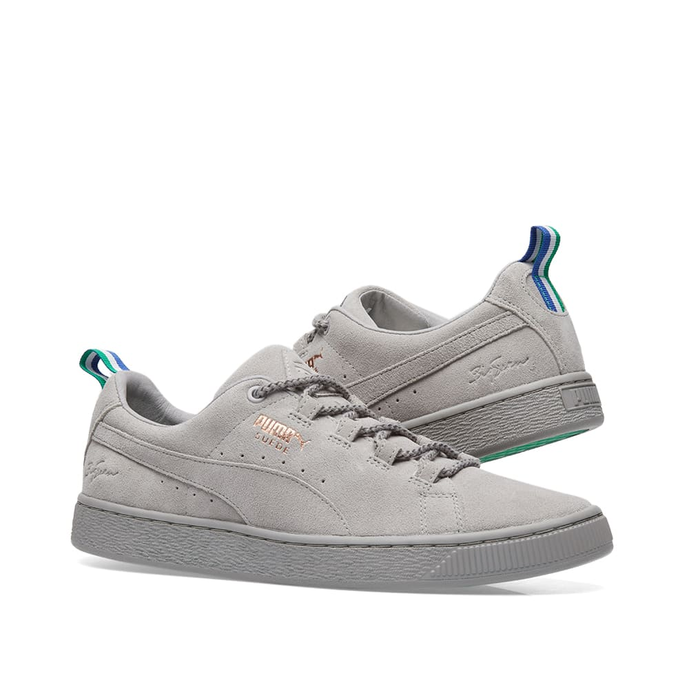 check out 34787 30aca Puma x Big Sean Suede
