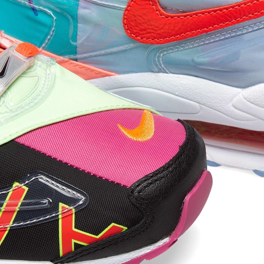 meet c5fa0 50546 Nike x Atmos Air Max 2 Light Black   Bright Crimson   END.