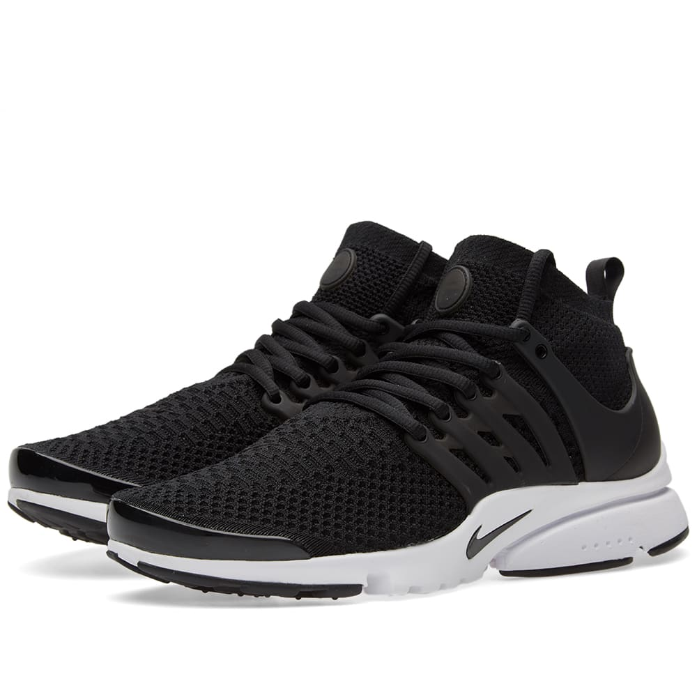 nike w air presto ultra flyknit black white. Black Bedroom Furniture Sets. Home Design Ideas