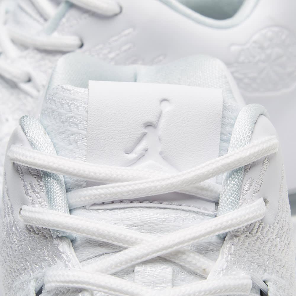 super popular 30358 f0af1 Air Jordan 31 Low  Pure Money . White, Pure Platinum ...
