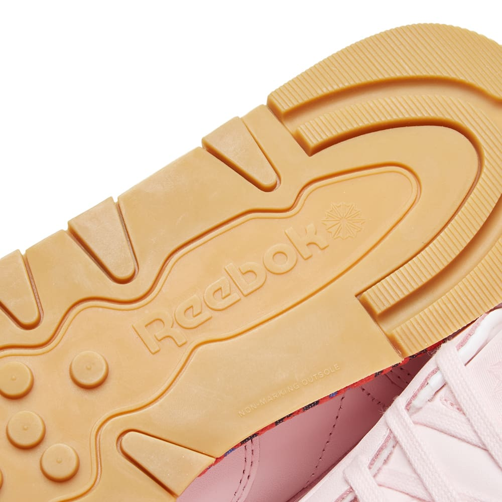 c3cff1090c56a Reebok Women's Classic Leather 'Old Meets New' Porcelain Pink & White | END.
