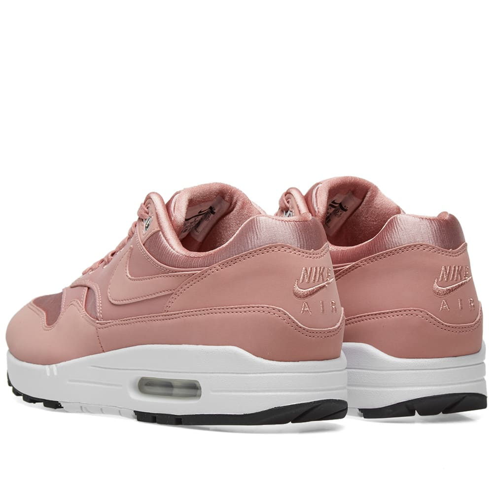 the best attitude 81771 31847 Nike Air Max 1 SE W Rust Pink   White   END.