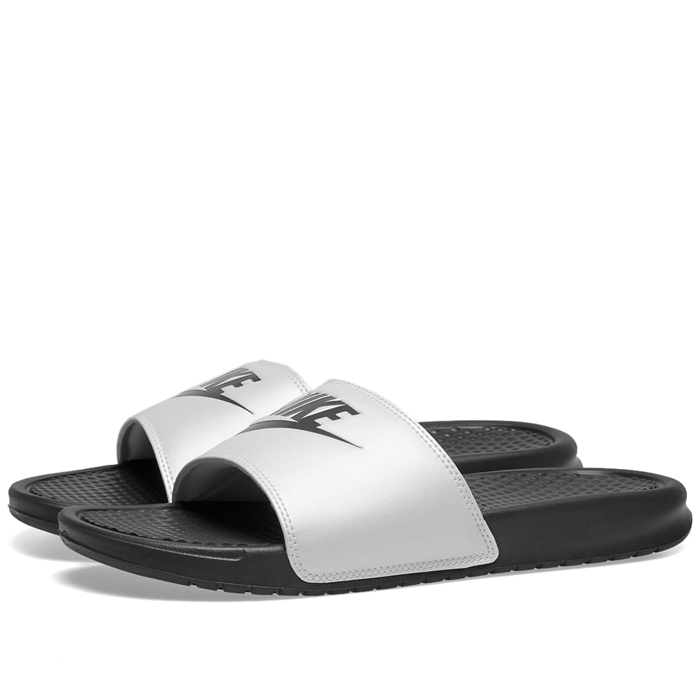 1477dd6f7 Nike Benassi JDI W Thunder Grey   Summit White