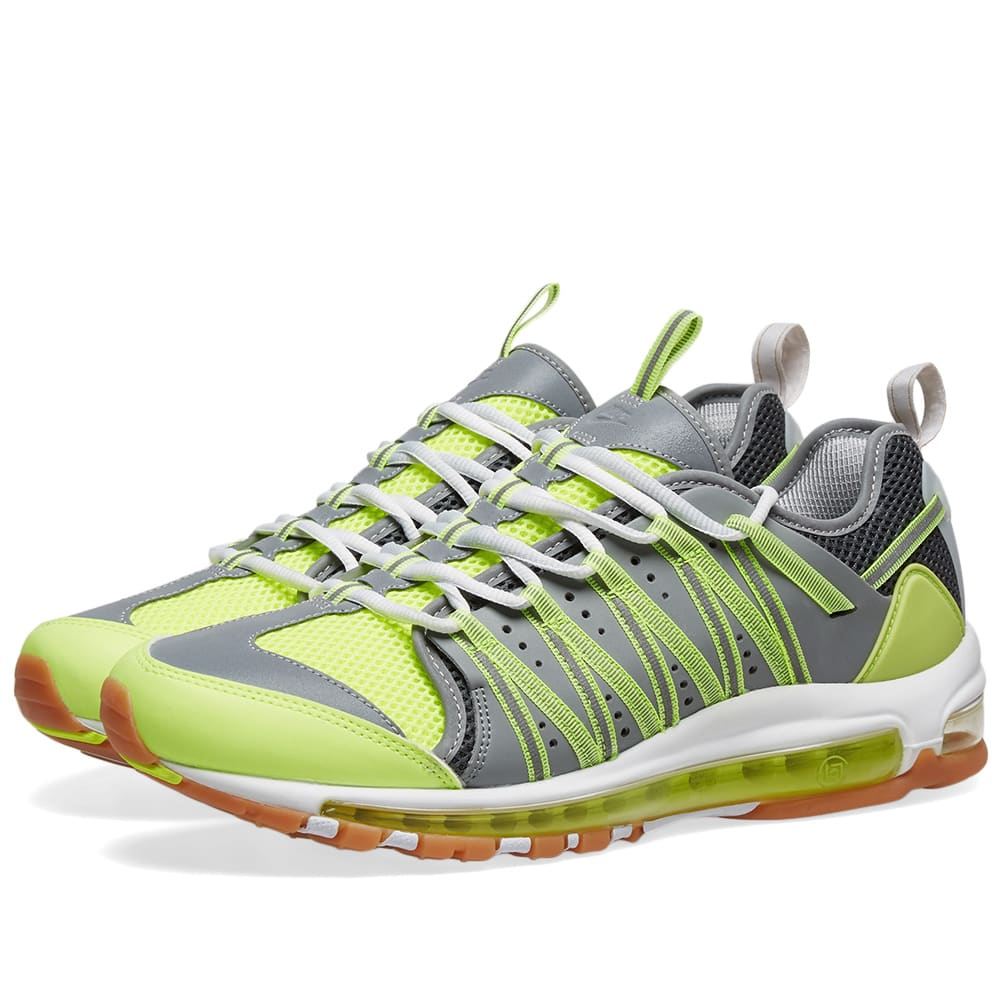 c004d8c620 Nike x CLOT AM Haven Volt, Dark Grey & Platinum | END.
