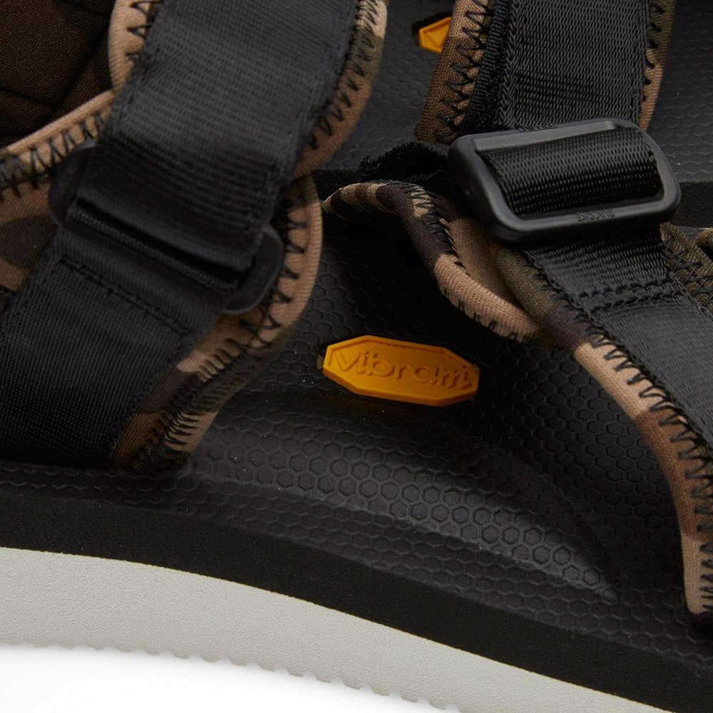 End X Suicoke Kisee V Sandal Disruptive Pattern Material