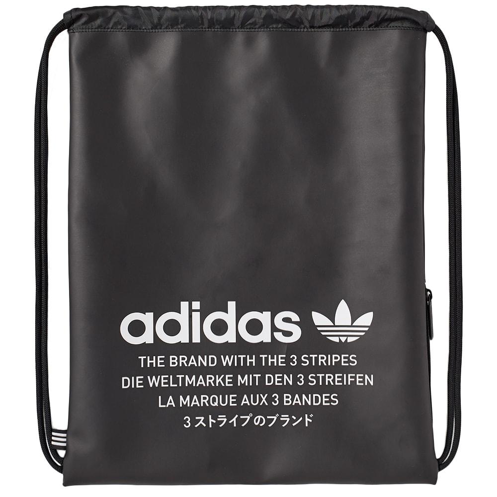 Partner Stores. Store Status Price. Adidas Originals Adidas Nmd Gym Bag In  Black c5dc0ed069183
