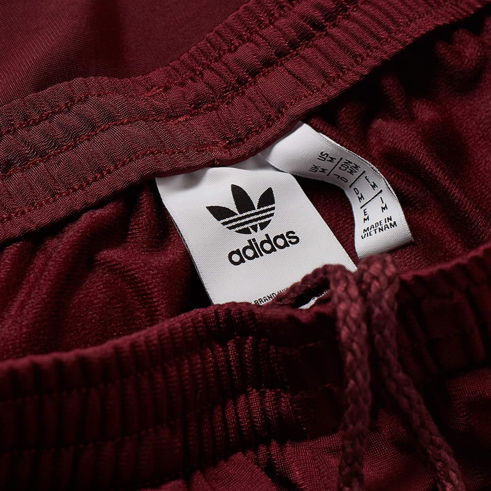 4f361ae32770 Adidas OG Adibreak Track Pant Maroon
