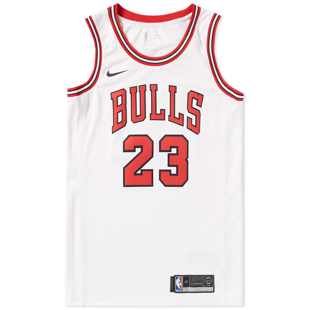 competitive price f6780 40750 Nike Michael Jordan Chicago Bulls Swingman Jersey