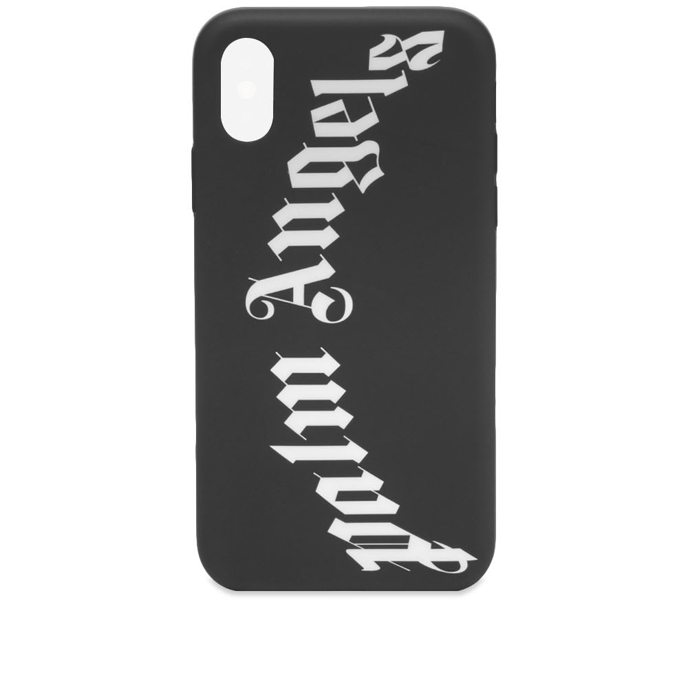 Palm Angels Cases PALM ANGELS ARCH LOGO IPHONE X/XS CASE