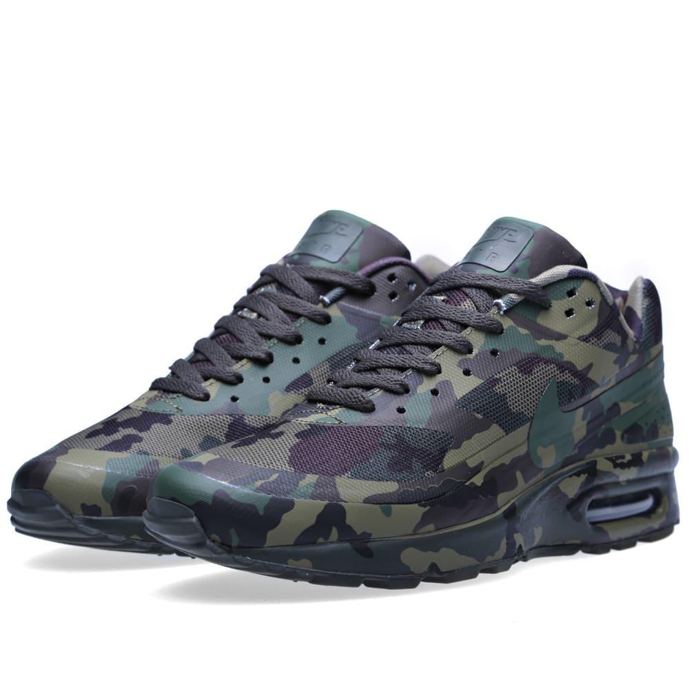 5439a781b9b45 Nike Air Classic BW France SP Medium Olive & Dark Army   END.