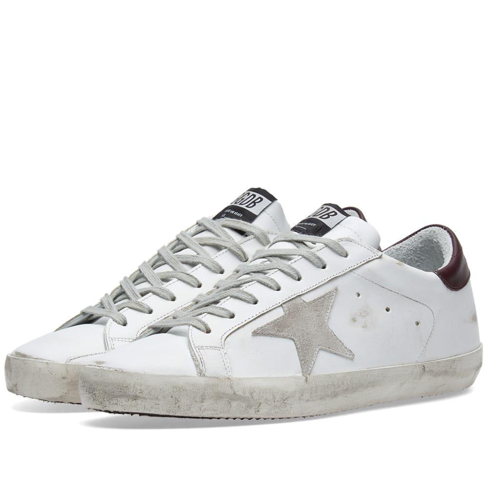 énorme réduction c40c7 d95a9 Golden Goose Deluxe Brand Superstar Leather Sneaker