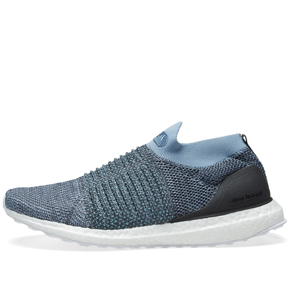 newest 53d79 1ccd1 Adidas Ultra Boost Laceless Parley