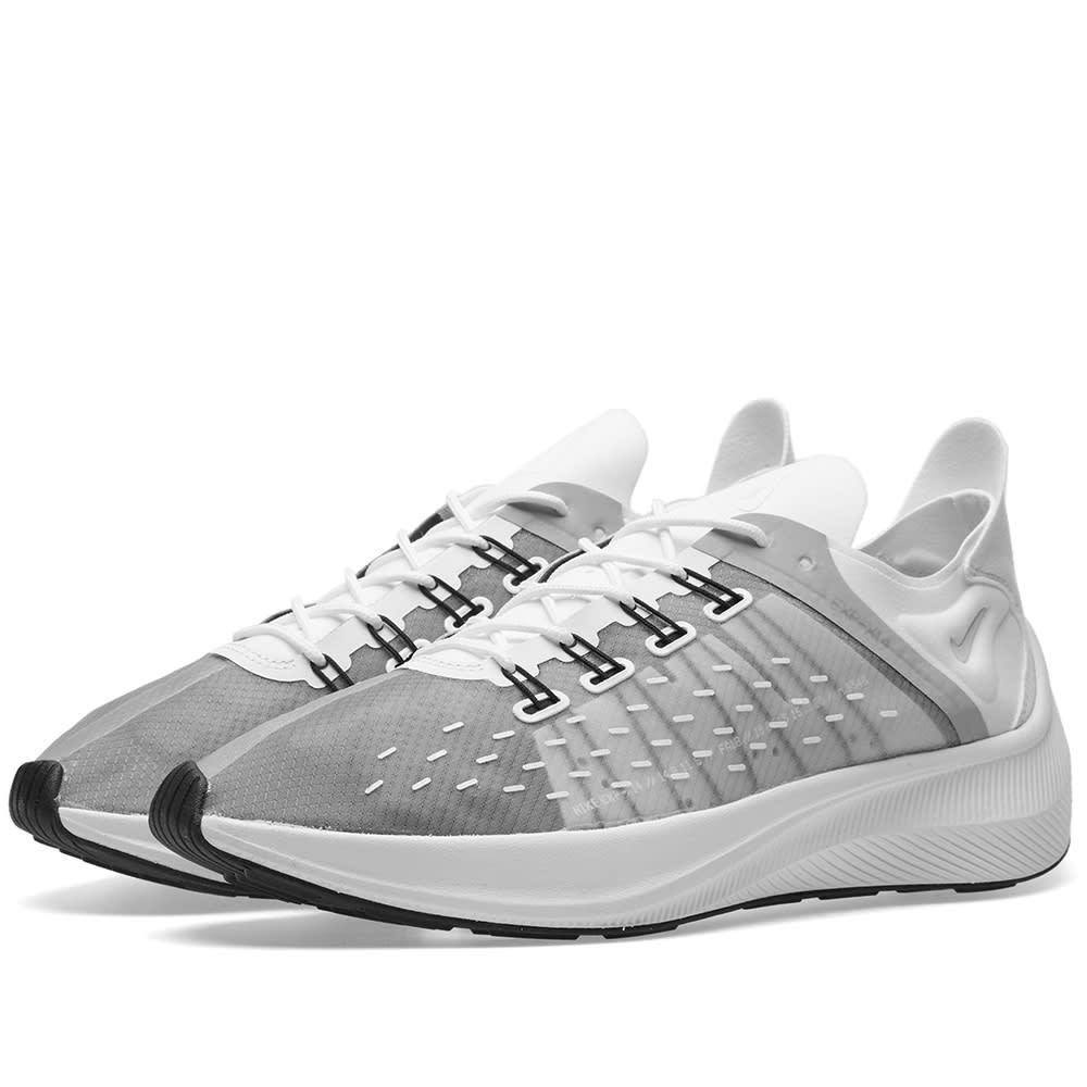 e15960376 Nike EXP-X14 White, Grey & Black | END.