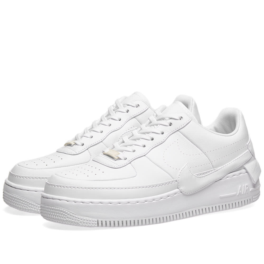 jaula Inmunizar trompeta  Nike Air Force 1 Jester XX W White & Black | END.