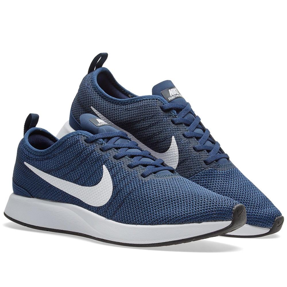 release date: 8cbb9 d0a39 Nike Dualtone Racer Midnight Navy & Coastal Blue | END.