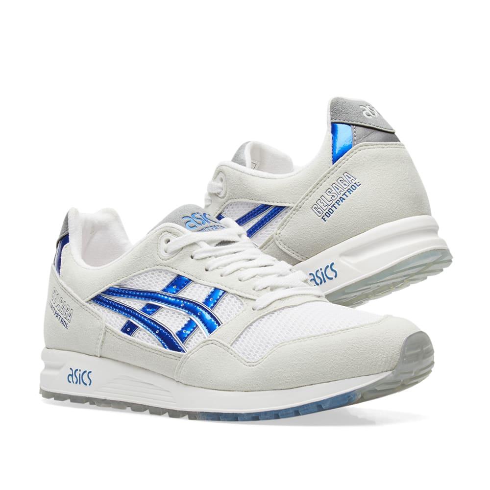 buy online b61d0 9cbf9 Asics x Footpatrol Gel Saga