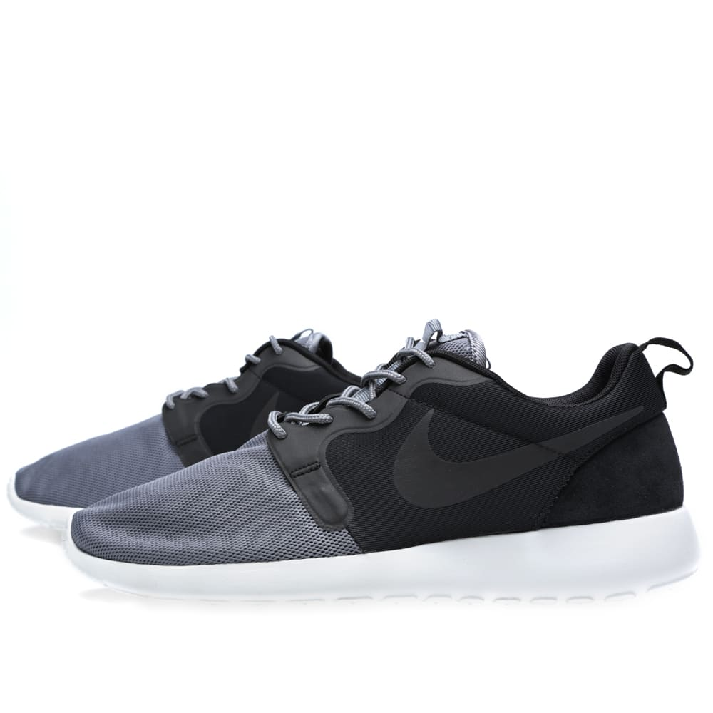 buy online 865ff 6e16f Nike Rosherun Hyperfuse QS  Vent  Black   Cool Grey   END.