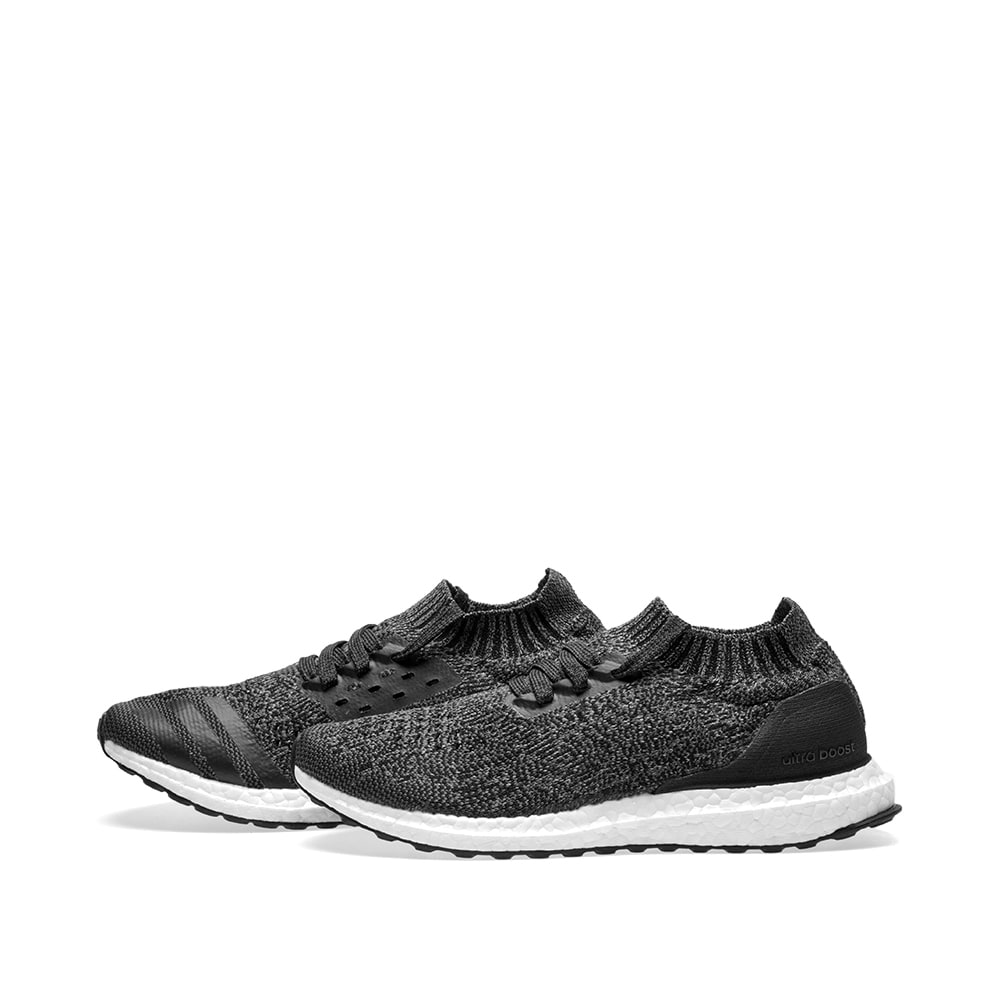 e05fe8be7bf52 Adidas Kids Ultra Boost Uncaged Core Black   Solid Grey