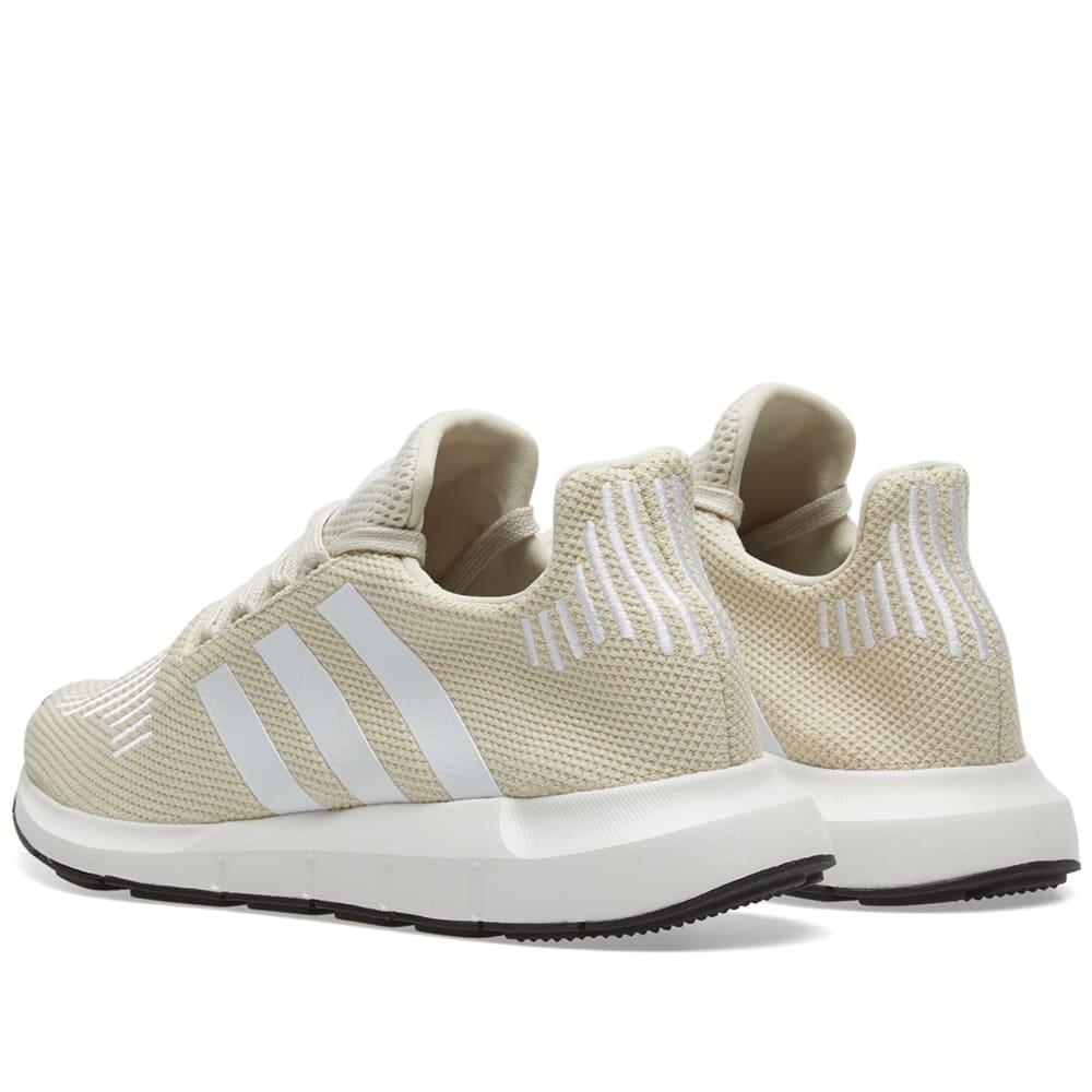 ee9ef9045 Adidas Swift Run W Clear Brown   White