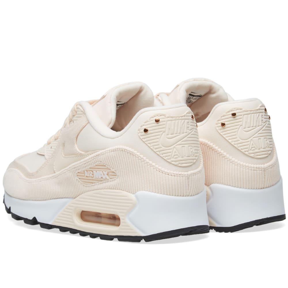 new styles b7915 048c9 Nike Air Max 90 W Guava Ice, Black   White   END.