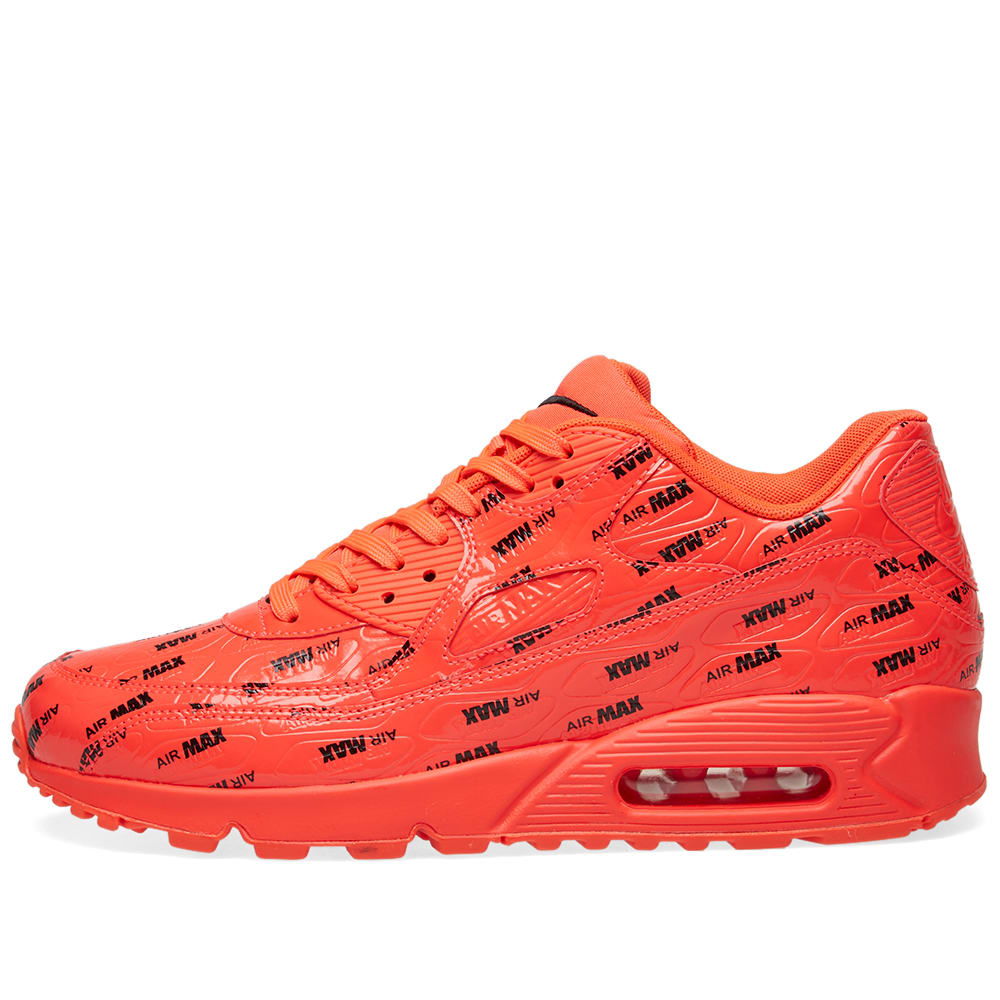 reputable site 0b10b c06d2 Nike Air Max 90 Premium Crimson   Black   END.