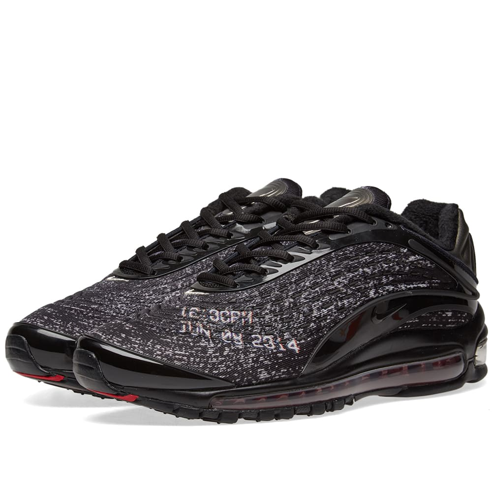 the latest 3e7b5 e87e9 Nike x Skepta Air Max Deluxe