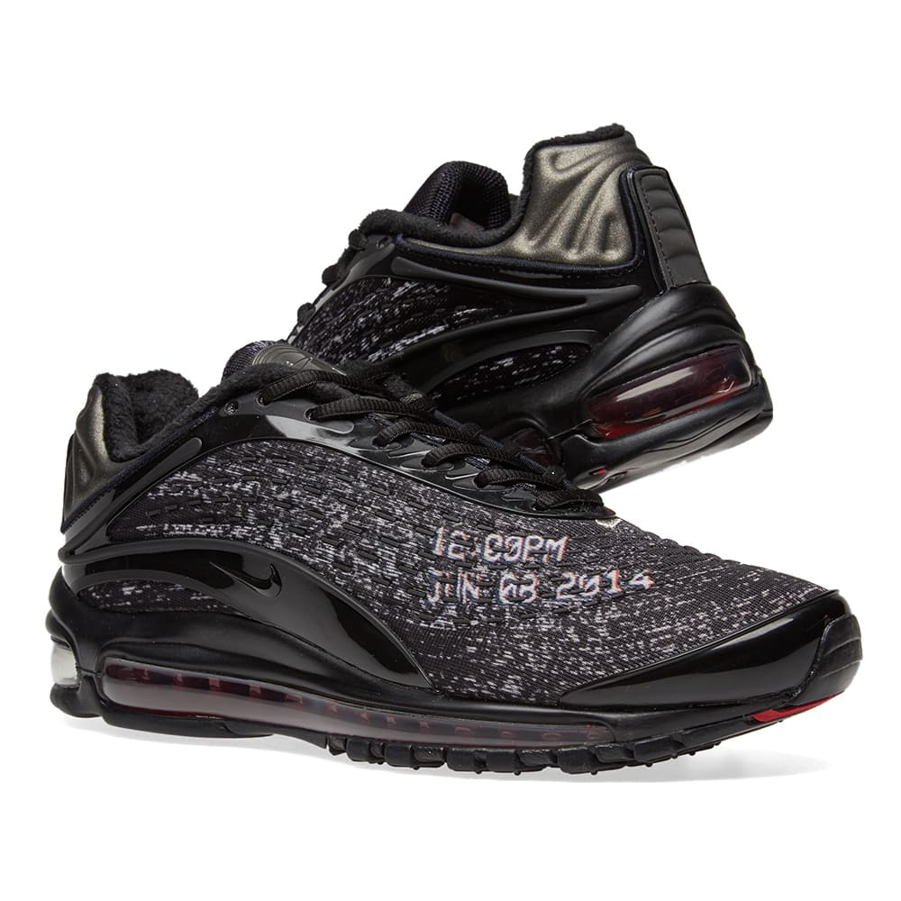 the latest f9946 fe585 Nike x Skepta Air Max Deluxe