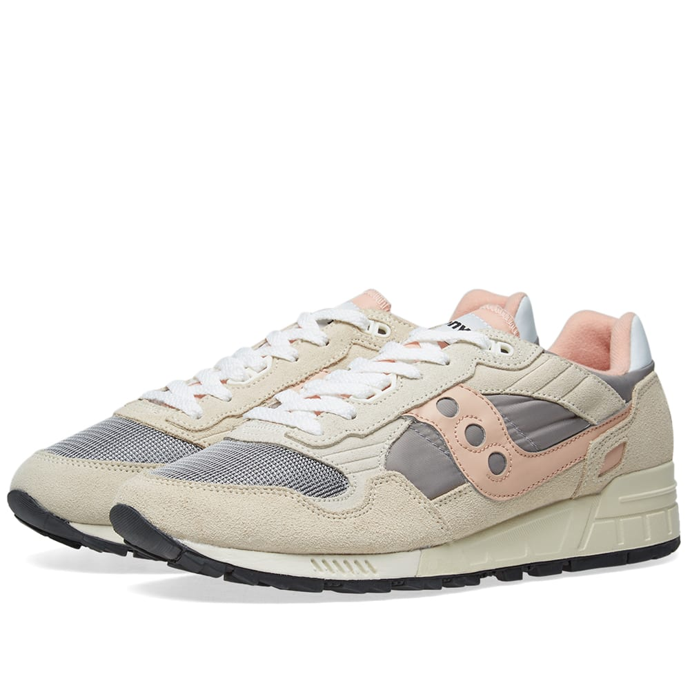 Saucony Shadow 5000 Vintage Off-White
