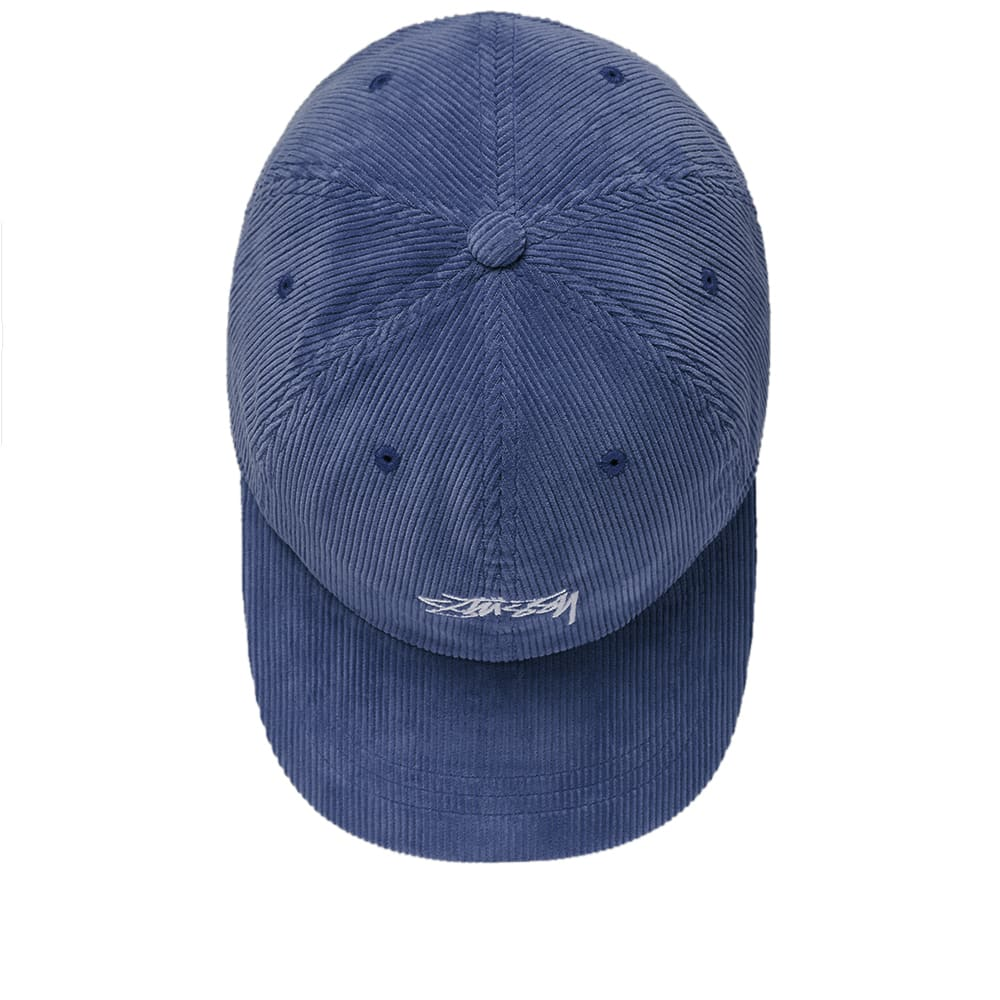 3f62e1a4b80 Stussy Corduroy Low Pro Cap Blue