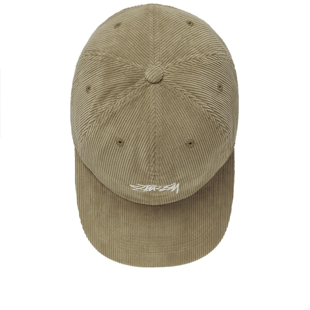 8595556c1a9 Stussy Corduroy Low Pro Cap Green