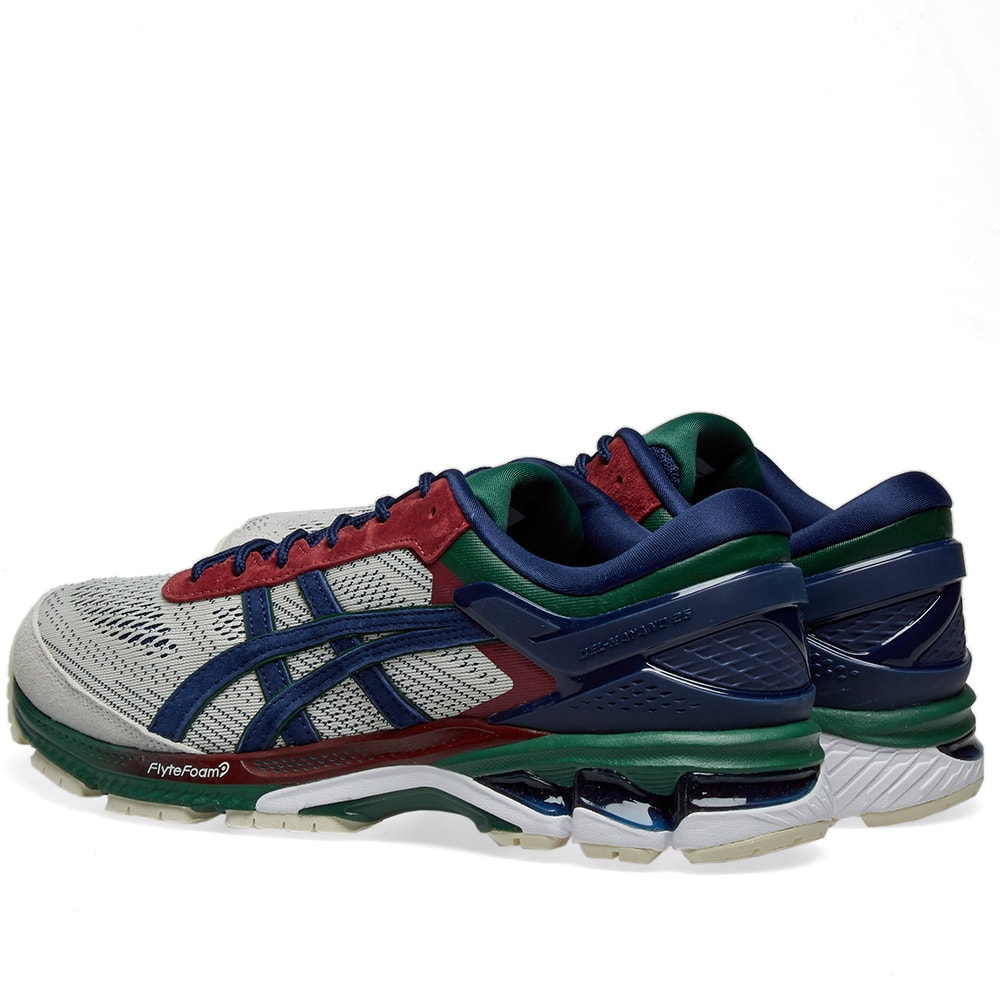 online shop meticulous dyeing processes rational construction Asics Gel-Kayano 26