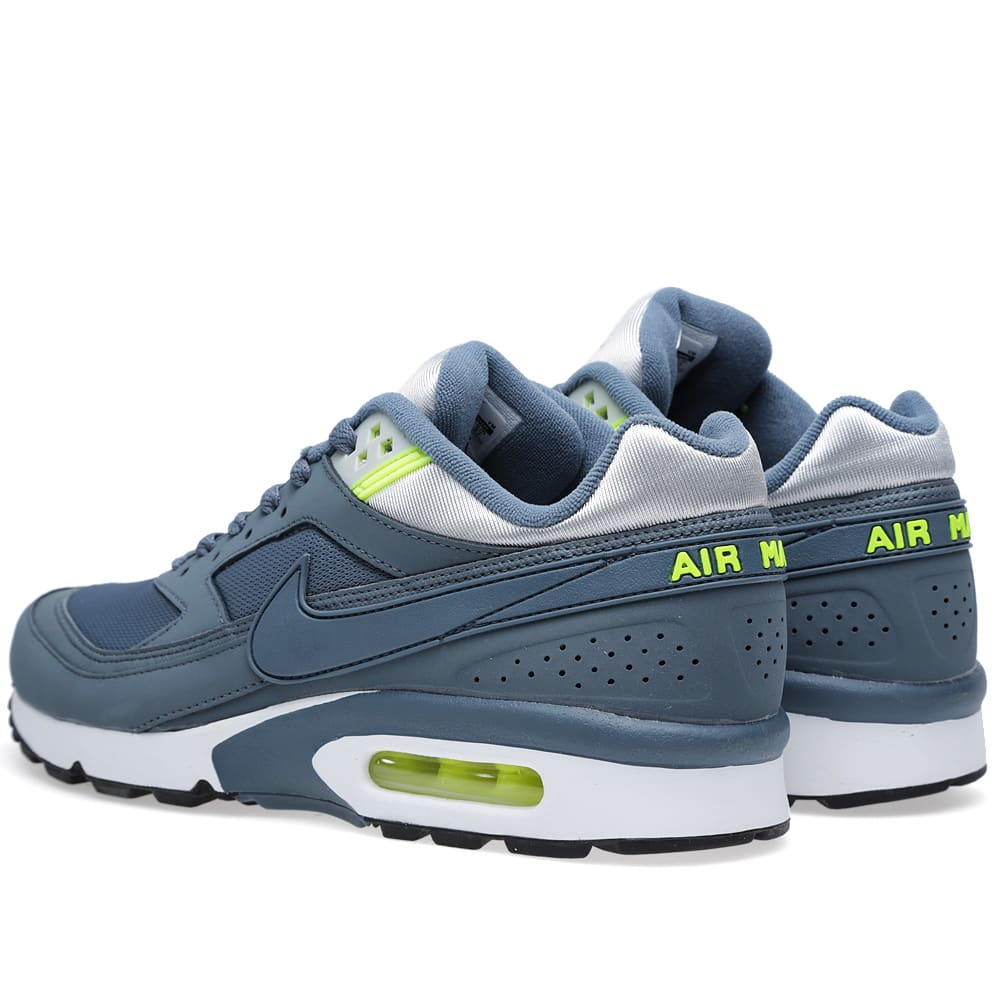 Details about Nike Air Max Classic BW 2003 Rare Vintage Kids Navy Low Trainers 609035 411 Y14A