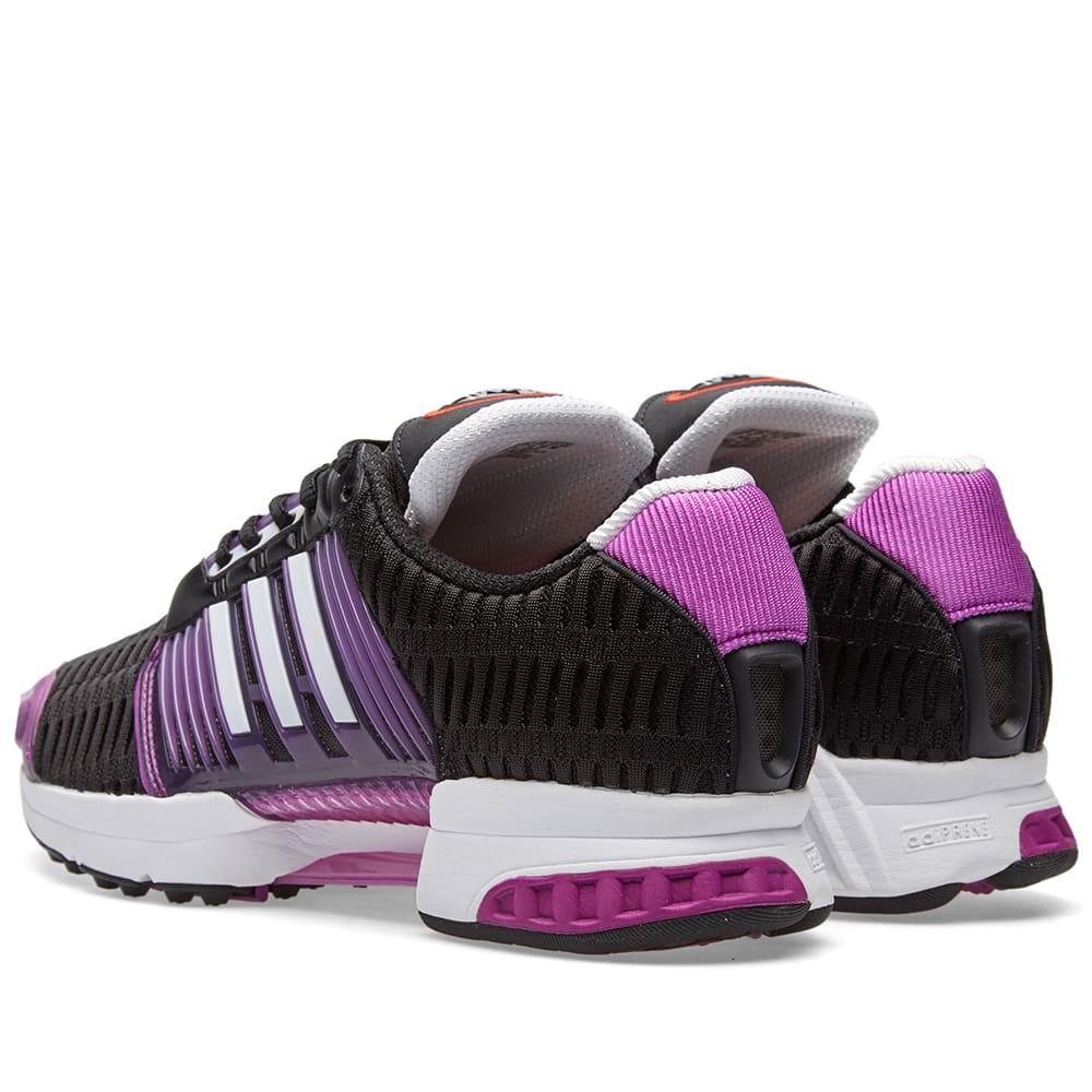 new arrival a6e68 6b4d1 Adidas ClimaCool 1 Black, White   Shock Purple   END.