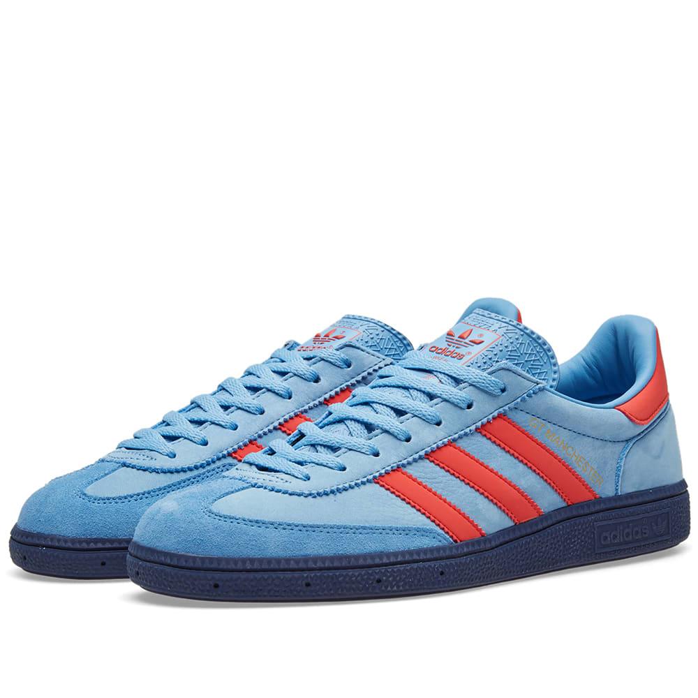 Adidas GT Manchester SPZL Blau | S80567