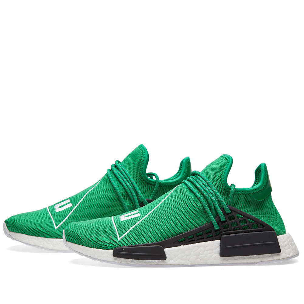 size 40 be9f8 f4e3d Adidas x Pharrell Williams Hu Human Race NMD