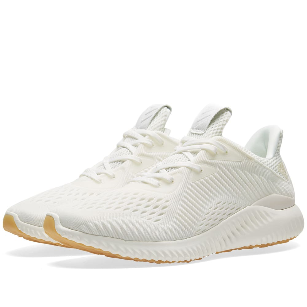 huge selection of 6104f 2dc34 Adidas Alphabounce EM Undye Non-Dyed   END.