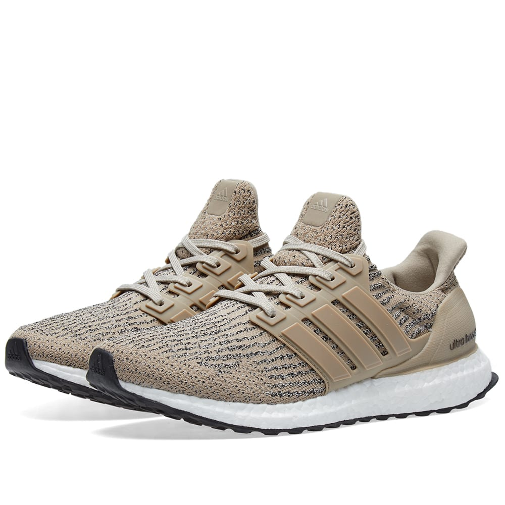 9474e1c7b38c6 Adidas Ultra Boost 3.0 Brown   Trace Khaki